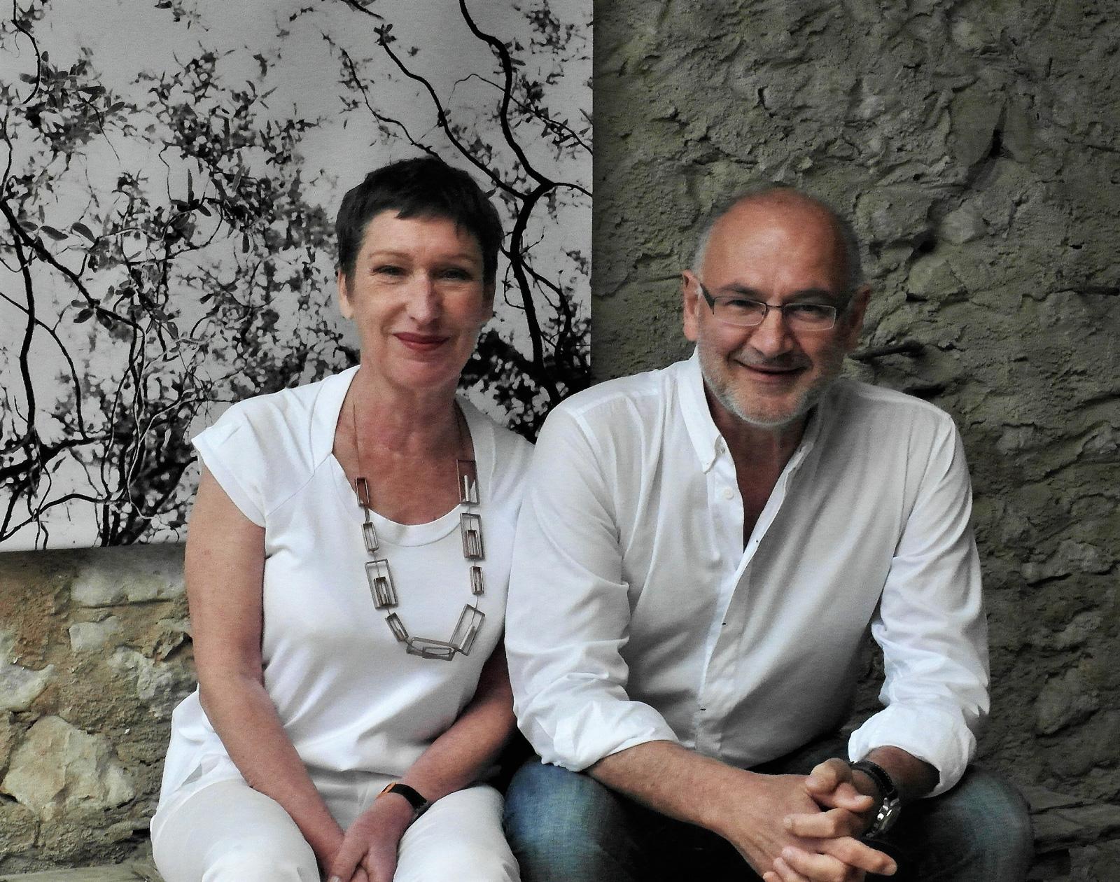Annick et Michel Rey - Galerie le Corridor