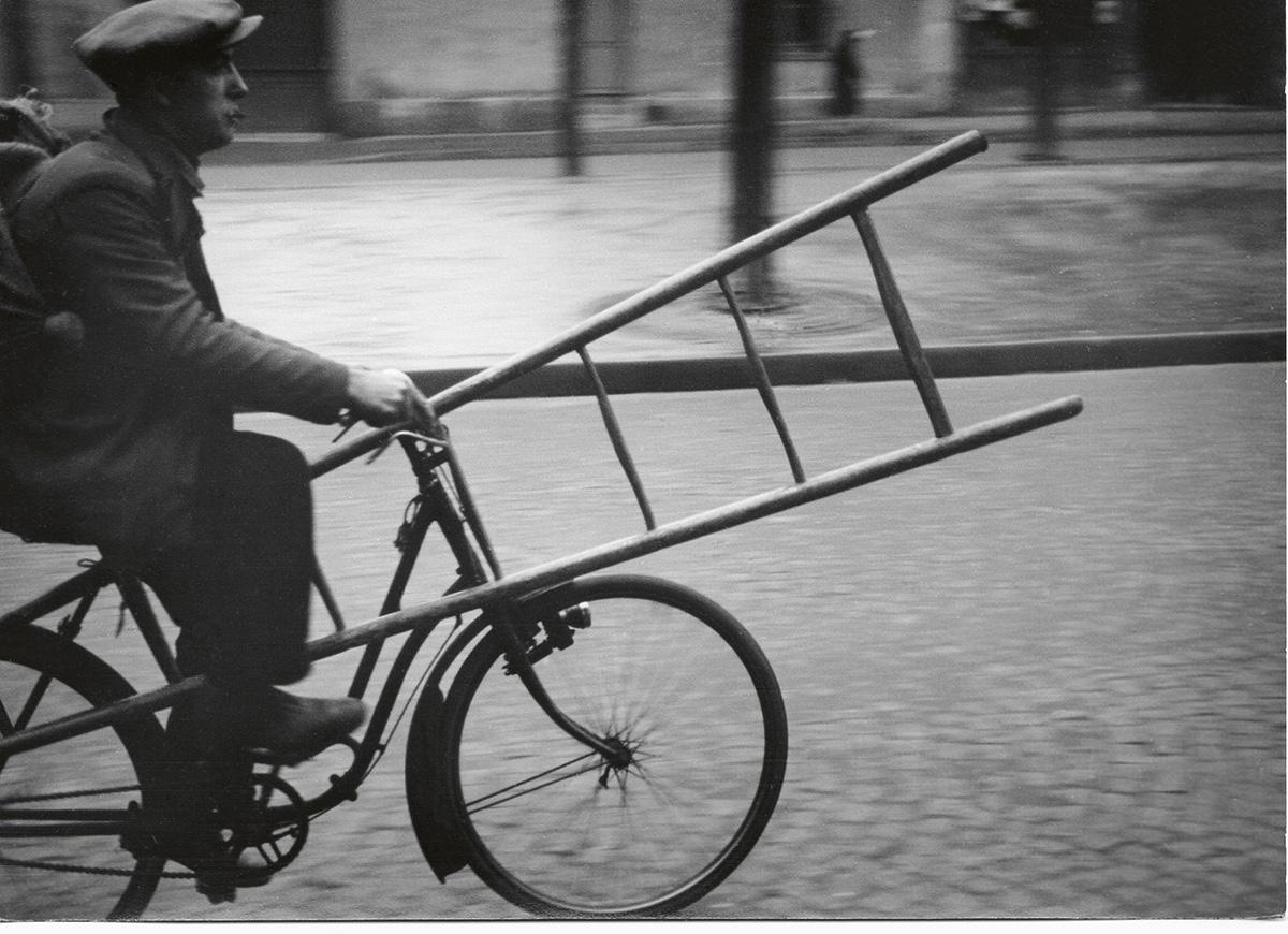 Le vélo, Paris, S.d. © Fondation Alfred Latour