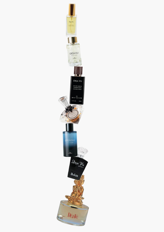Un parfum de déjà vu -matthieu-tremblin-galerie-quatre
