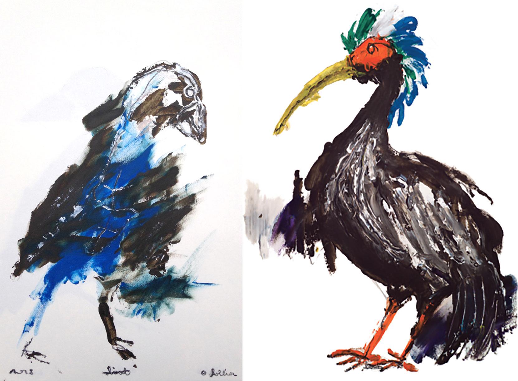 Cedric Lollia | Birds