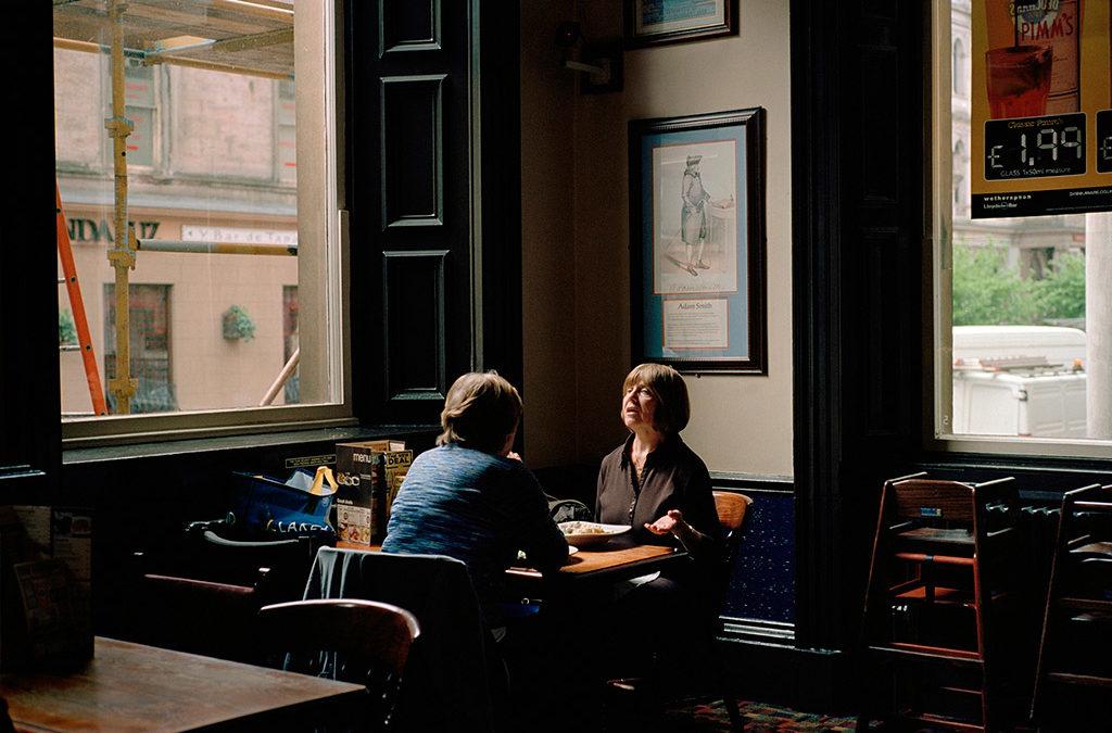 Géraldine Lay - Glasgow - 2009
