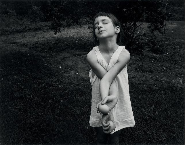 emmet-gowin-nancy-danville-virginie-1969