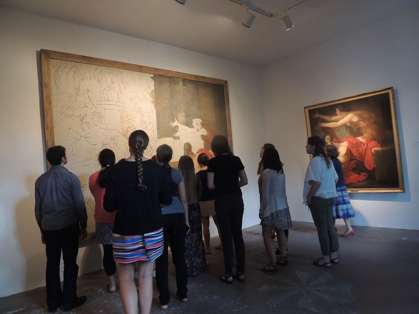 MUSÉE RÉATTU – Escapade au musée