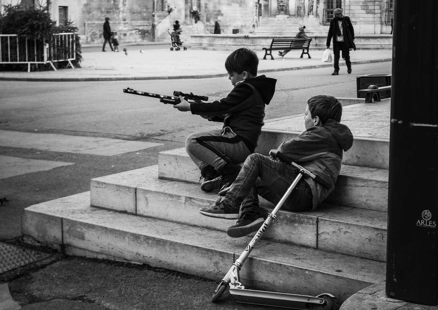 Enfants, 2020 © Butia
