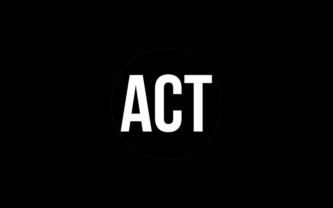 Logo act - Action Collective Temporaire