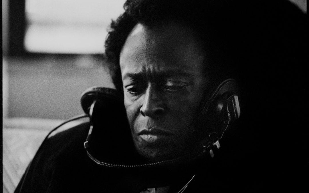 Miles Davis, Paris 1989 de Bertrand Fèvre