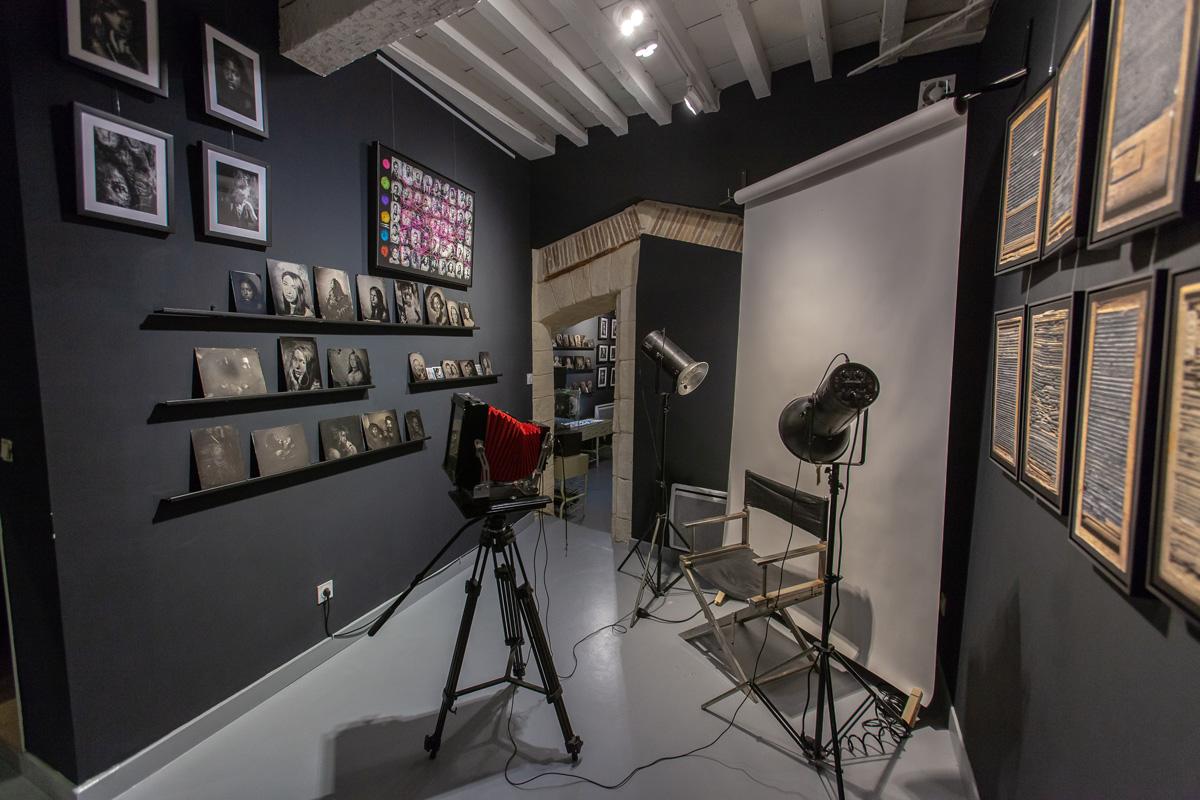 Vue studio © Jonathan Pierredon