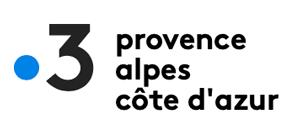 logo France 3 alpes côte d'azur