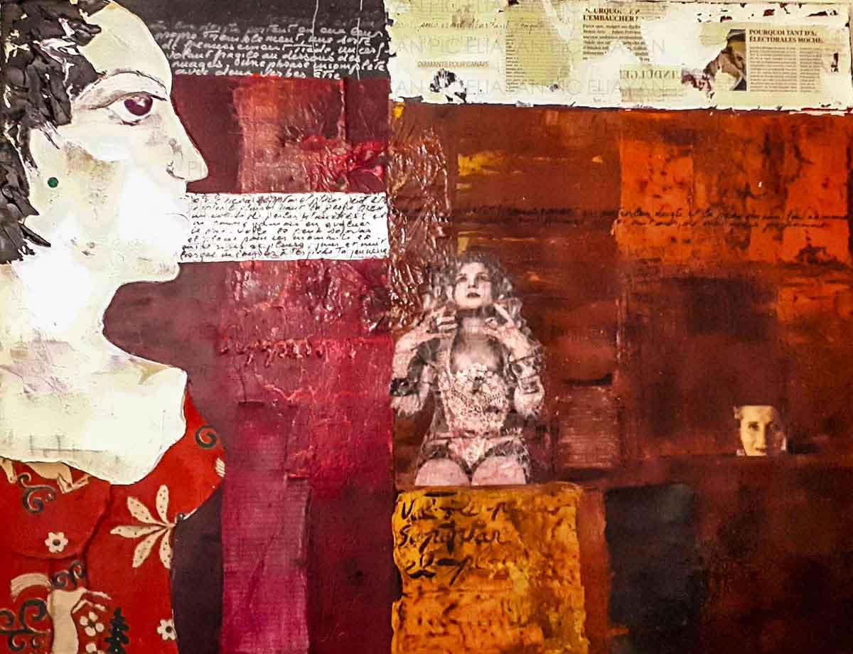 arles gallery filigrane-painting red eliayan pic arles