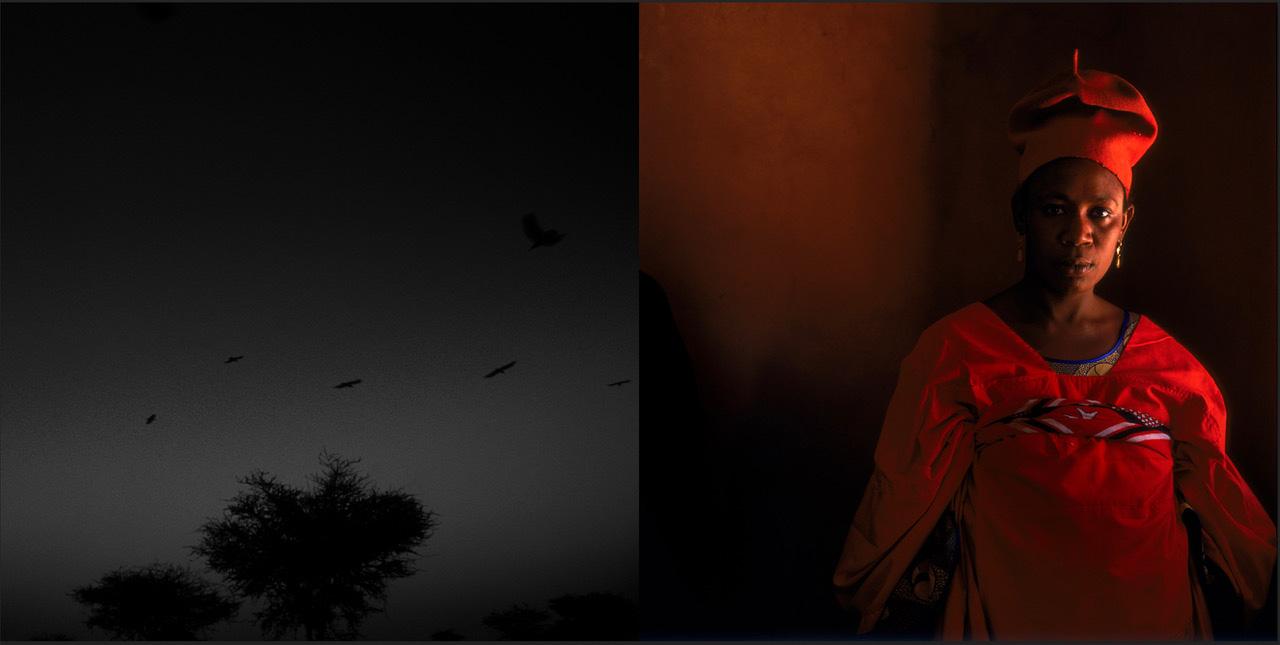 © Caroline Alida : Au crépuscule