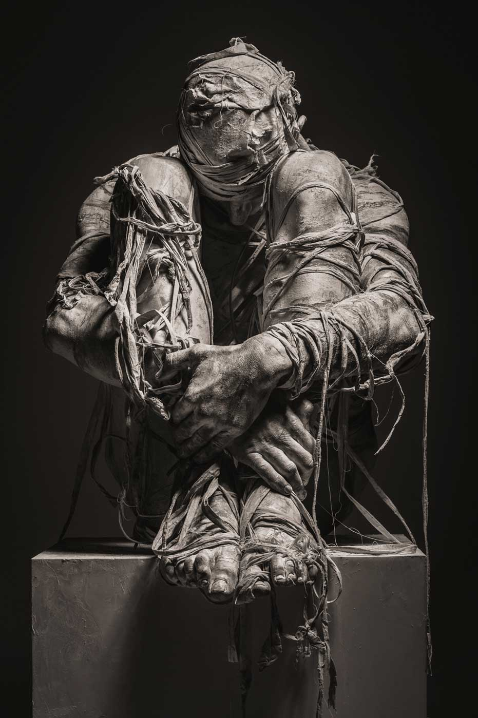 © Frédéric Roullet : Le mythe d'Osiris - l'attente